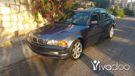 BMW in Nabatyeh - SALE2001 BMW 325I MFAWALI ENKAD MA FIHA 7AWEDES