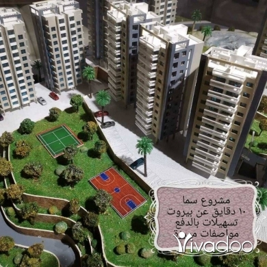 Apartments in Tripoli - Luxurious apartments with credit facilities up to 10 years
