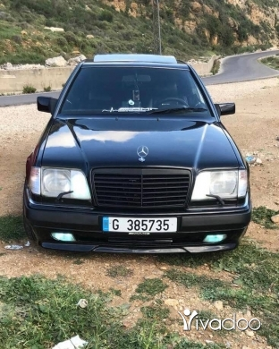 Mercedes-Benz in Beirut City - For sale mercedes E300