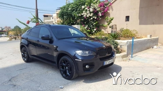 BMW in Beirut City - X6 2010