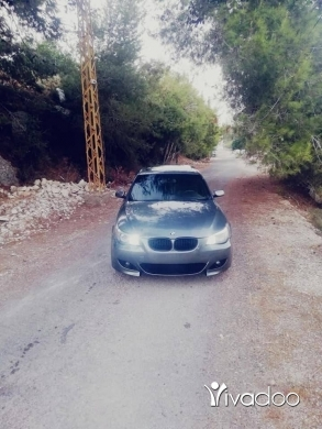 BMW in Saida - 530i 2004 Look m5