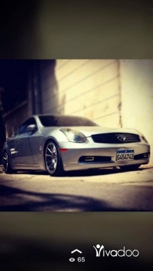 Infiniti in Beirut City - Infinity g35