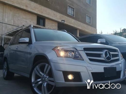 Mercedes-Benz in Zahleh - Glk350 model 2011 clean carfax Fog lights