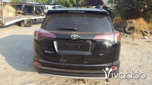 Toyota in Tripoli - Rav4 2018 13500mil