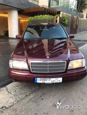 Mercedes-Benz in Beirut City - Foe sale Mercedes c200