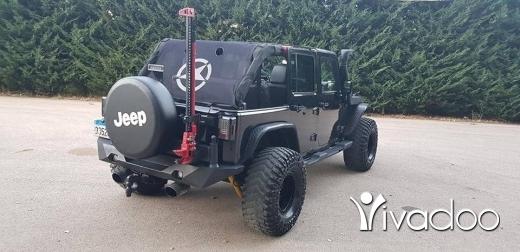 Jeep in Chtaura - Jeep wrangler
