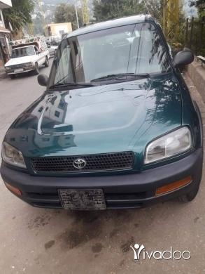 Toyota in Tripoli -  جيب خارق تويوتا رفور ٩٧ خارق فورويل
