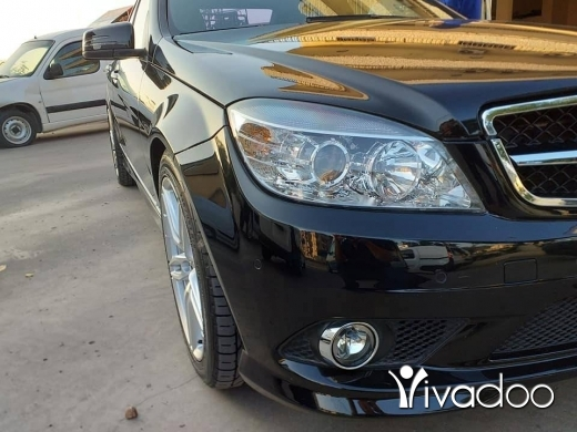 Mercedes-Benz in Tripoli - C 180 CGI TURBO AVANGARD AMG