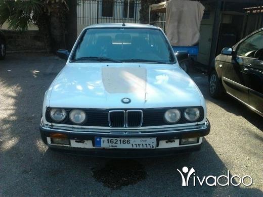 BMW in Tripoli - سيارة بيأم نضيفة بيأم موديل ٨٤