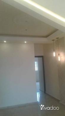 Apartments in Tripoli - شقة للاجار بناء جديد بضهر العين طابق اول 3نوم وصالون