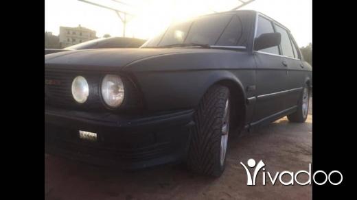 BMW in Afsdik - 525 motor aswad ac jant 17 mfawleh kilshi illa benzine