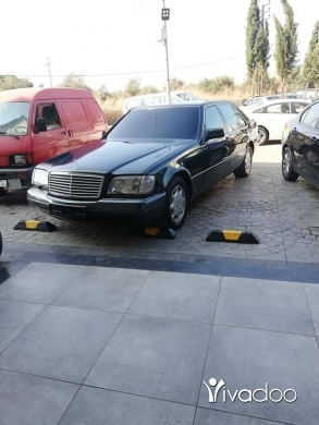 Mercedes-Benz in Beirut City - 500 SEL