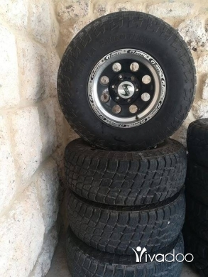 Other Appliances in Amioun - TIres for jeep 6 bragi ma3 jnouta jdede