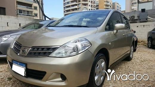 Nissan in Tripoli - Nissan tiida Model 2009 Clean car