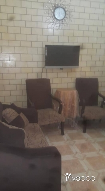 Apartments in Tripoli - شقه مفروشه للإيجار  جاهزه للتسليم