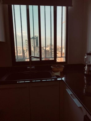Apartments in Achrafieh - Fully Furnished Bright Apartment For Rent in Achrafieh