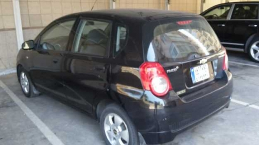 Chevrolet in Bachoura - Aveo 2009 automatic 4 cylender very clean