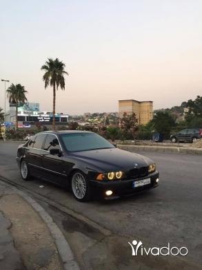 BMW in Beirut City - Bmw 528i model 1997 full option