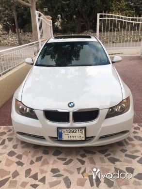 BMW in Beirut City - Bmw e90 325i 2006 كتير ميزي ميش نقص شي مفول