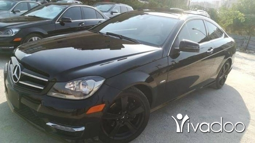 Mercedes-Benz in Zahleh - C250 model 2012 coupe full loaded and clean carfax☎️76870244