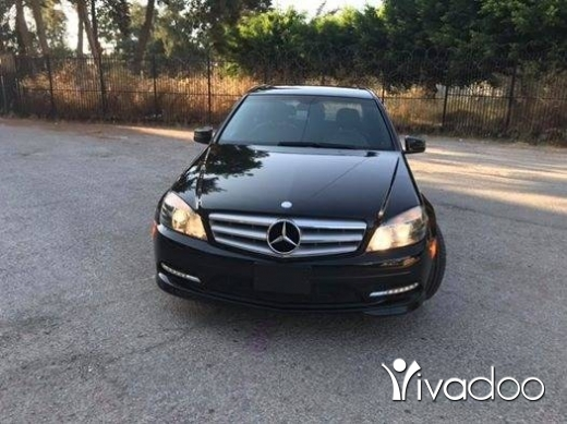 Mercedes-Benz in Beirut City - C