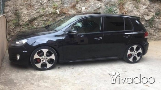 Volkswagen in Jounieh - Golf6 gti 2012