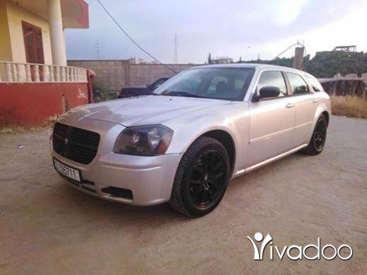 Dodge in Akkar el-Atika - car