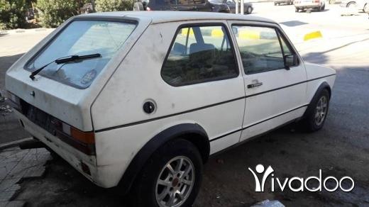 Volkswagen in Tripoli - golf 1
