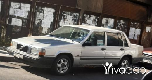 Volvo in Ain el-Remmaneh - Volvo 740