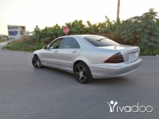 Mercedes-Benz in Sour - S320 modil99