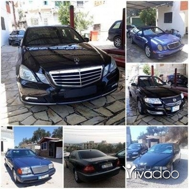 Mercedes-Benz in Zgharta - Geitani cars 4 sale . 03934993