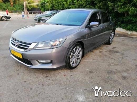 Honda in Tripoli - el helou