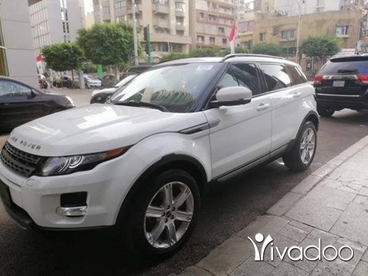 Rover in Beirut City - EVOQUE 2012 CLEAN CAR FAX 1 OWNER ورقه كفاله سته اشهر