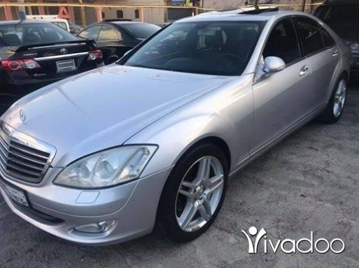 Mercedes-Benz in Sarafand - Mercedes benz s klass 350 model 2006 lon selver w jeled aswad for sale tel 71-349688