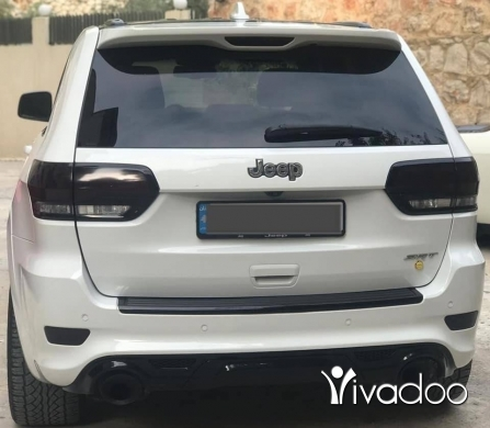 Jeep in Beirut City - Grand cherokee SRT mod 2015