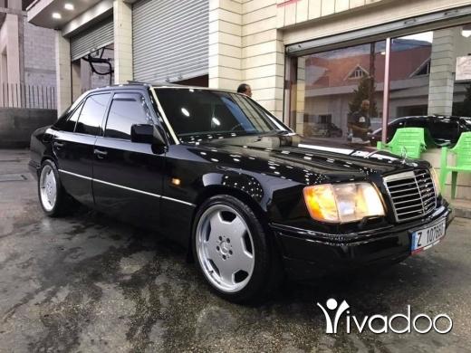 Mercedes-Benz in Beirut City - Mercedes 124 moter 300 24v