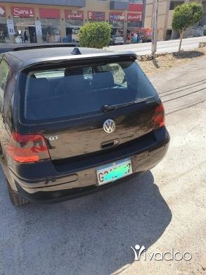 Volkswagen in Baalback - Golf 4 2001
