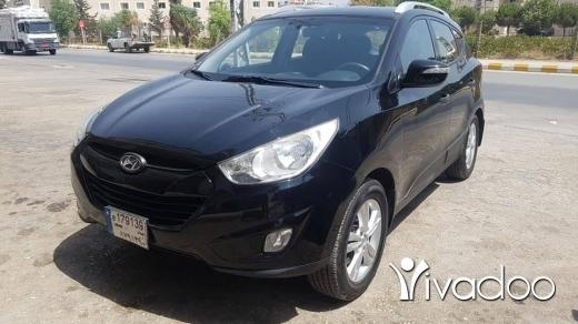 Hyundai in Bekka - Hyundai Tucson 2012