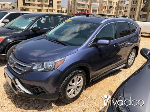 Honda in Beirut City - Honda crv exl 2012 awd