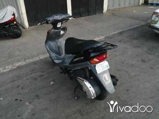 Barossa in Majd Laya - motor