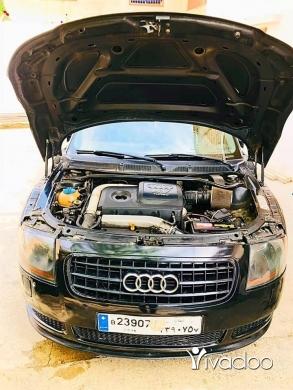 Audi in Baalback - Audi tt 2001