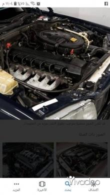 Replacement Parts in Tripoli - موتار فيتاس ١٢ صباب تابوت اسود بحاله جيدا