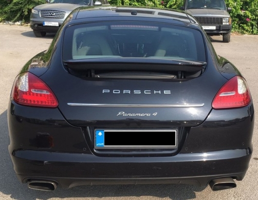 Porsche in Dbayeh - Panamera 4 for sale 2011