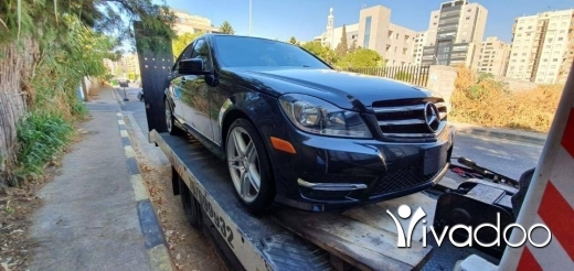 Mercedes-Benz in Beirut City -  FOR SALE :C-CLASS 250 luxury/model 2014