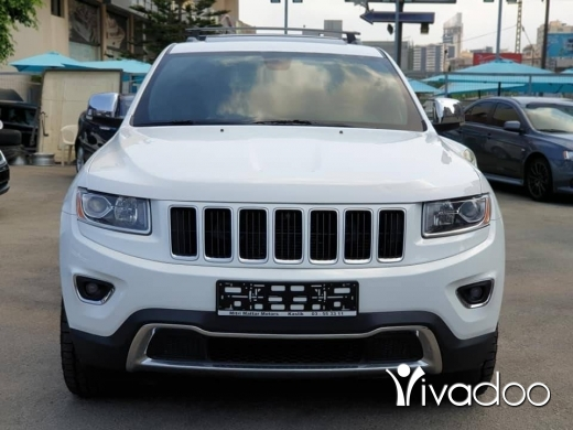 Jeep in Beirut City - 2014 Limited V6 4x4