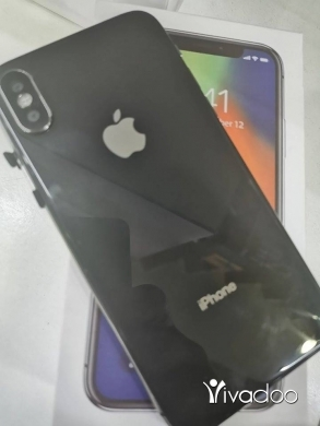 Apple iPhone in Tripoli - Iphone X copy original black
