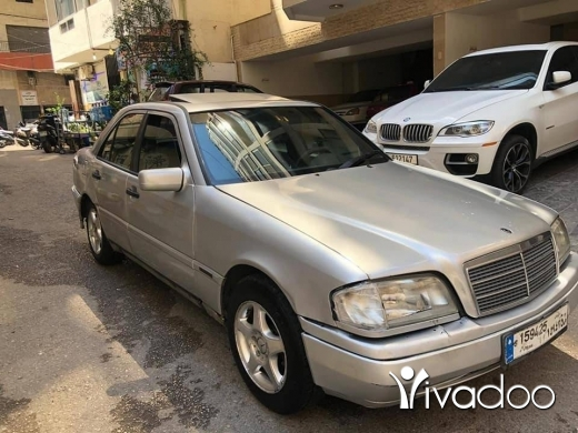 Mercedes-Benz in Beirut City - مرسيدس س ١٨٠