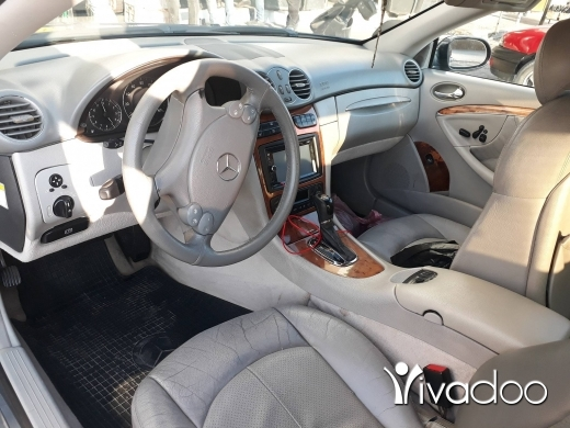Mercedes-Benz in Beirut City - مرسيدس clk 320