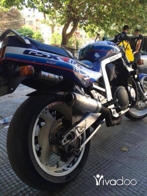 Suzuki in Beirut City - 1100cc enkad mo7arrek mosh mafkok.
