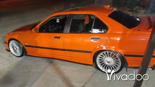 BMW in Beirut City - Boy